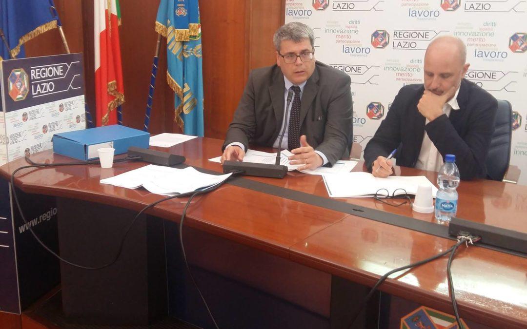 Discussione in Regione Lazio