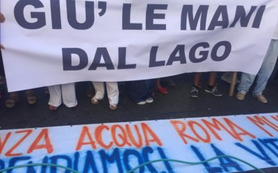 Il Comitato Difesa Lago di Bracciano chiede rigetto ricorso Acea Ato 2