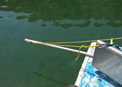 Goletta dei laghi a Bracciano
