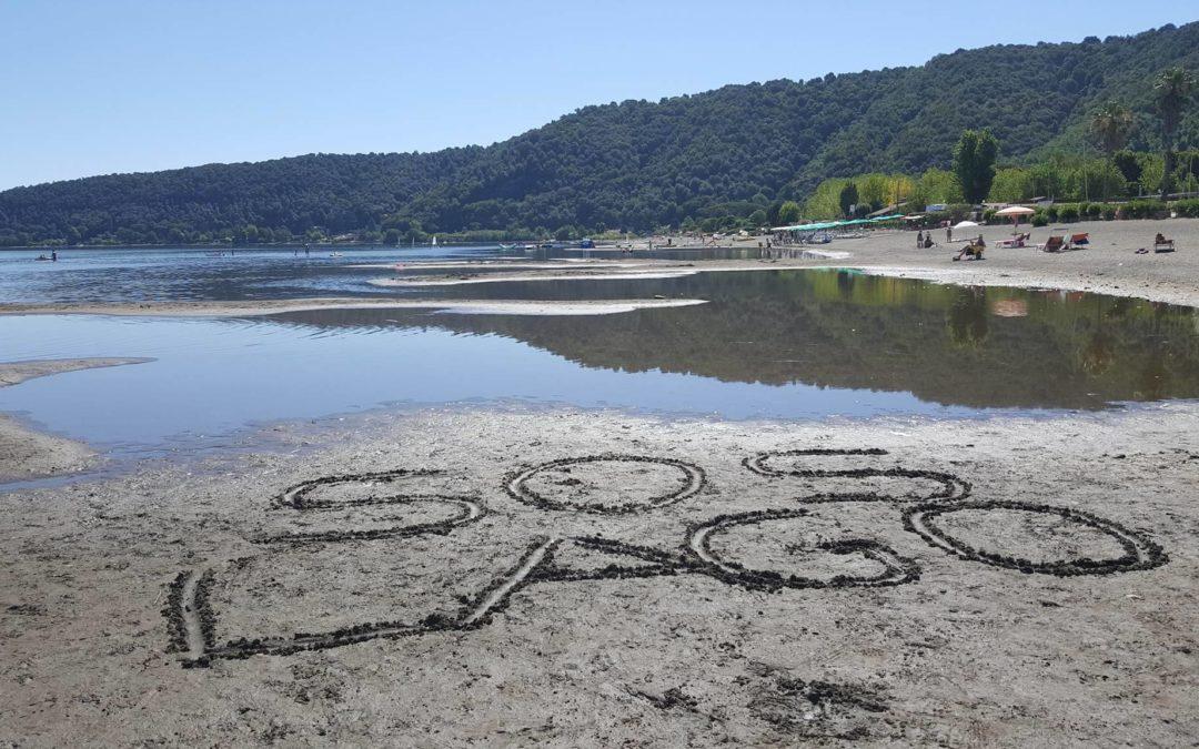 Lago di Bracciano: prelievi ACEA ammontano a piu' del 60 per cento su acqua che manca