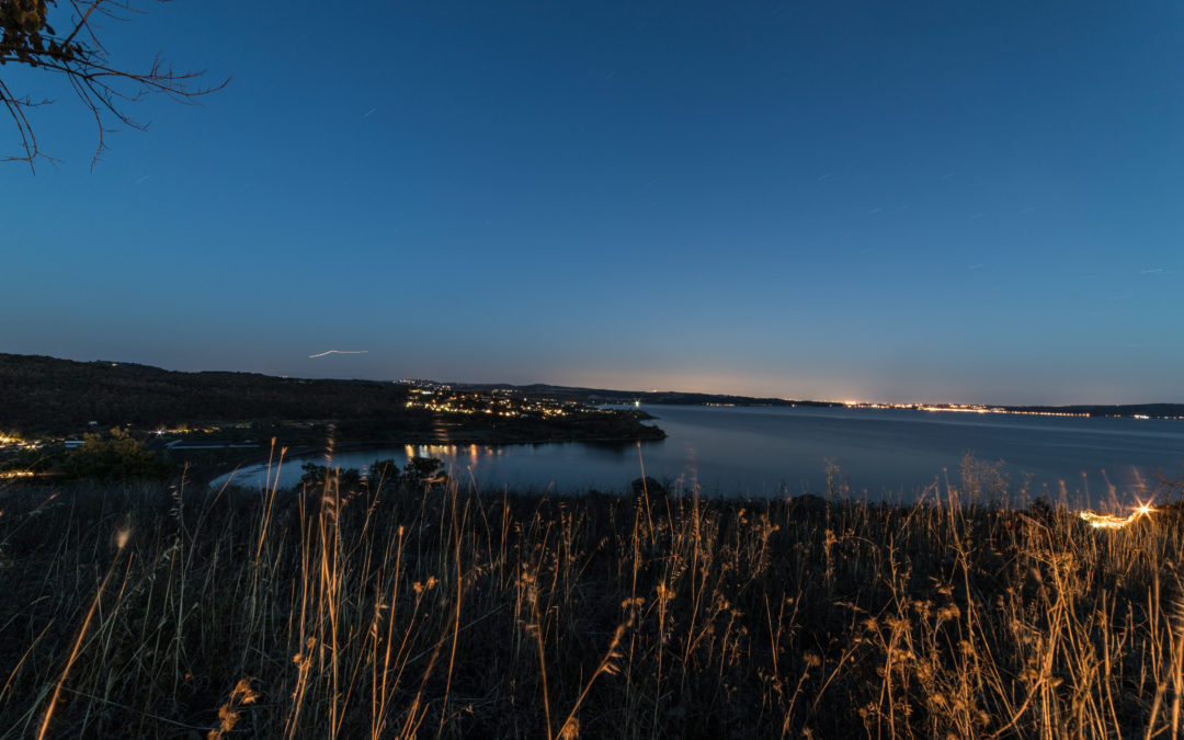 Emergenza lago, dati storici estate 2017