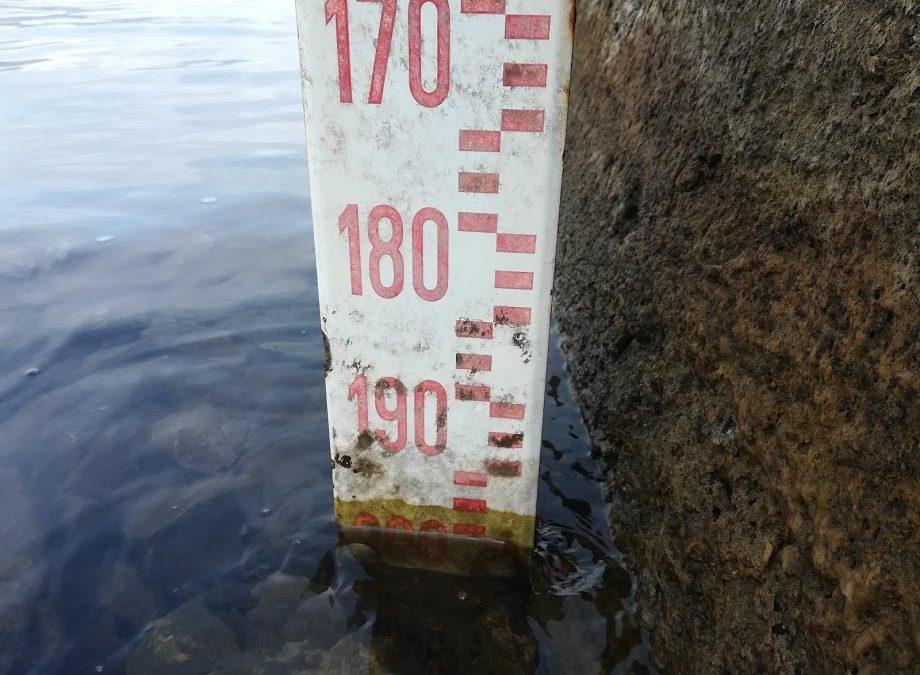 Nuova Relazione ISPRA: c'è lo zampino dell'uomo nella riduzione del lago