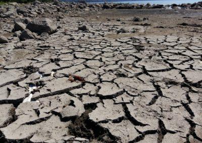 La siccità continua