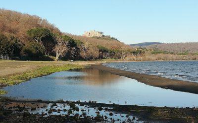 Santo Celso, il fosso in secca, la spiaggia allagata