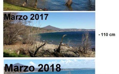 Il lago tre anni dopo