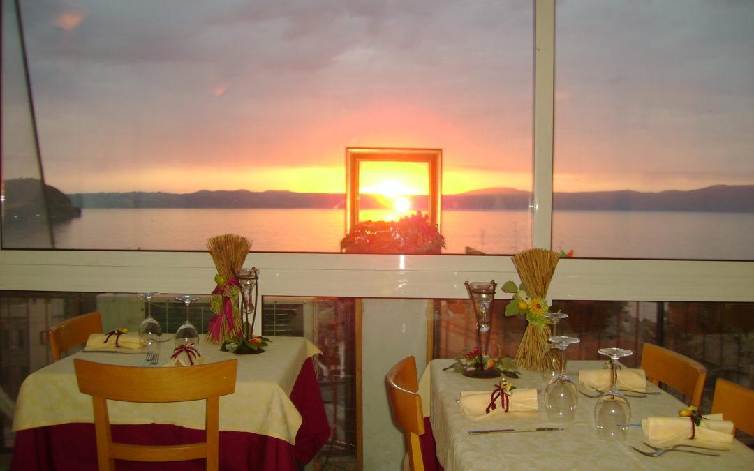 """Una cena alla """"Terrazza sul lago"""""""