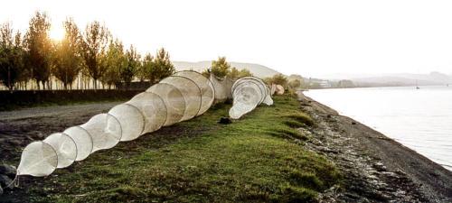 File3553  Socrate Pontanari  Spiaggia di Vigna di Valle  anni 70